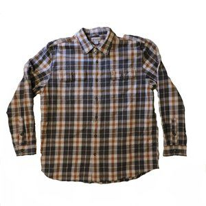 Carhartt | L | Plaid | Double-Breasted | Flannel